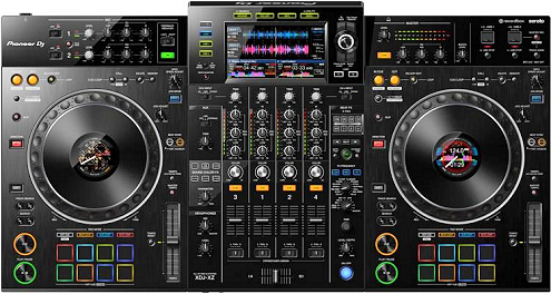 Pioneer XDJ-XZ DJ controller & multiplayer rental in Mallorca with best price guarantee