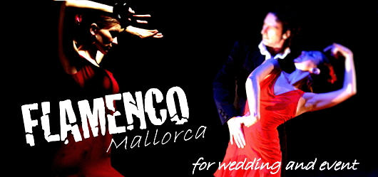 Flamenco and traditional shows for wedding, party and event in Mallorca - Majorca