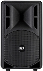 Hire RCF-ART-310A-MKIII active PA-Speaker in Mallorca