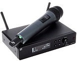 Rental of Sennheiser XSW 2 radio microphone system with handheld transmitter 835 in Mallorca with best price guarantee